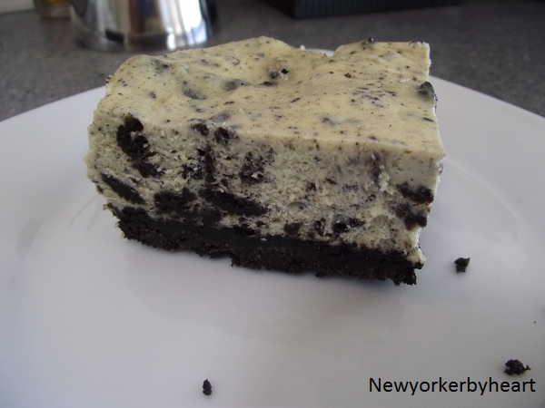 cream cheesecake cookie bars cookies and cream cheesecake cookie bars ...
