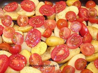 Italiensk lammesteg a la Elsebeth Gerner Nielsen, rødvins-/flødesauce og rosenkålssalat…………..