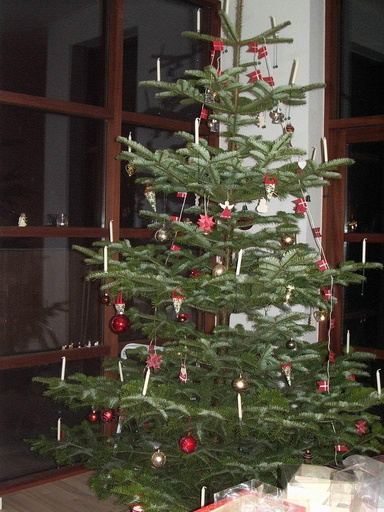 Juletr 230 Et Med Sin Pynt