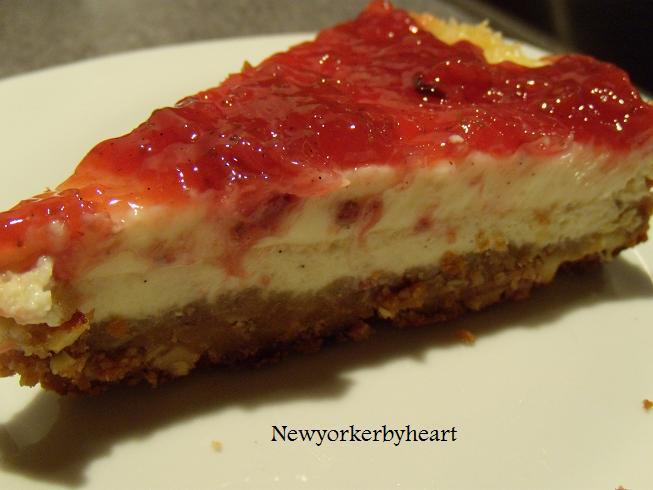 amerikansk cheesecake opskrift