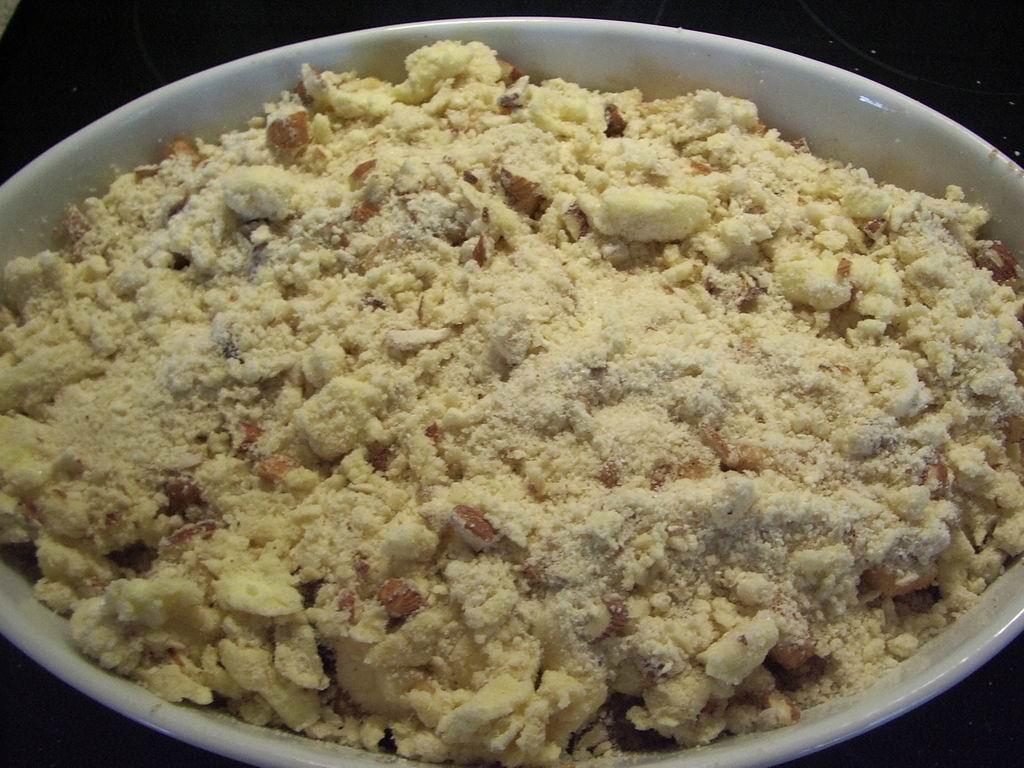 dobbelt bagte kartofler