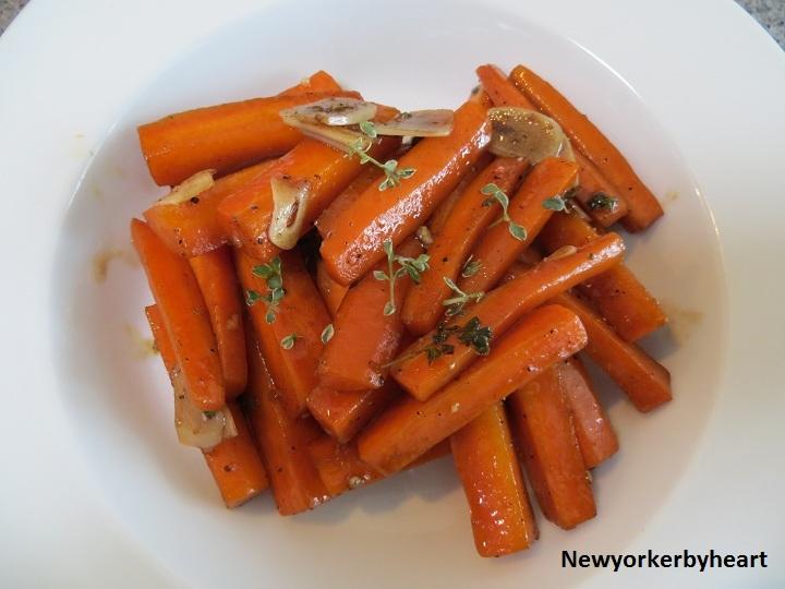 opskrift gulerødder